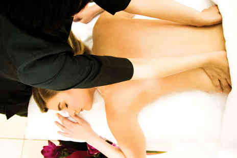 myhotel Bloomsbury - Full Body Aveda Massage with Glass of Champagne - Save 56%