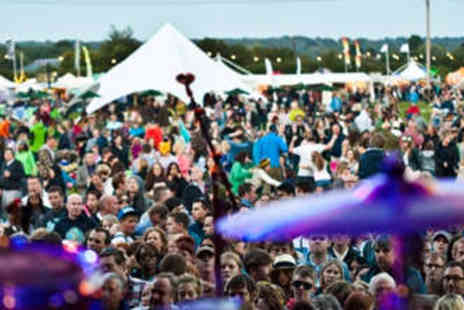 The Big Feastival - Sunday Ticket to  Feastival Presented by Jamie Oliver and Alex James - Save 8%