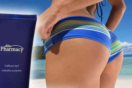 Skin Pharmacy - Banish cellulite & go to the seaside wearing your swimsuit with confidence, purchase this Cellusculpt by Skin Pharmacy - Save 84%