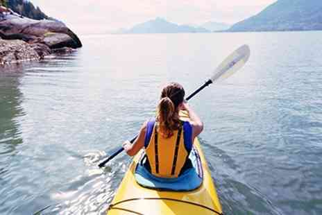 South Coast H20 - Two Hour Kayaking Experience - Save 65%