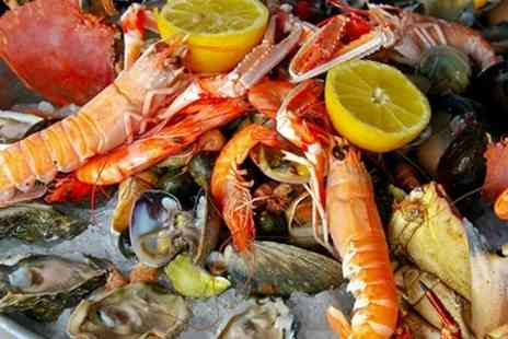 Falmouth bay seafood cafe - Ultimate Seafood Platter For Two - Save 50%