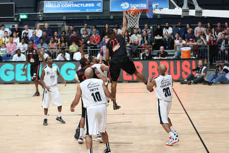 Leicester Riders - Two adult tickets to see the Leicester Riders - Save 44%