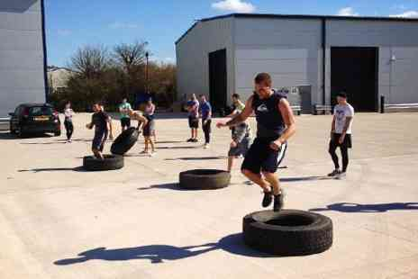 CrossFit Llantrisant - 12 Boot Camp Sessions For One - Save 62%