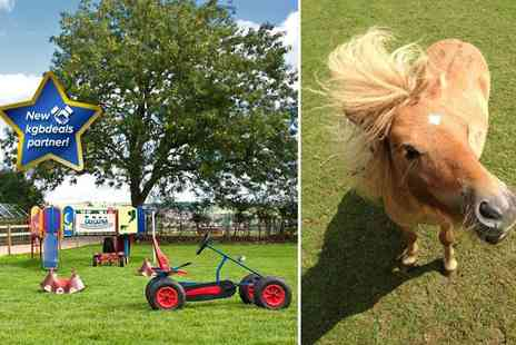 Chew Valley Country Farm - Family entry to Chew Valley Country Farm including drinks - Save 63%