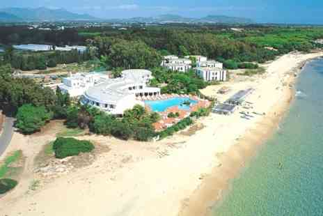 Sardatur Holidays - In Sardinia Seven Night 4star Full Board Stay With Flights and Spa Access For Two - Save 38%