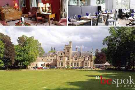 Bespoke Hotels - Two Night Stay in the Scottish Highlands - Save 19%