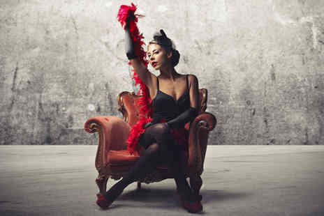 Madame Peaches - Four week burlesque course - Save 73%