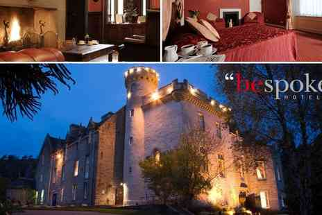 Bespoke Hotels - Two Nights Away in Scotlands Tulloch Castle Hotel - Save 31%