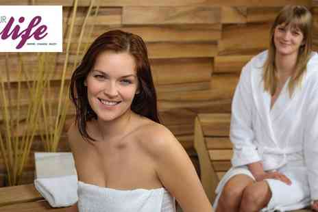 All Your Life - Spa Package for One - Save 86%