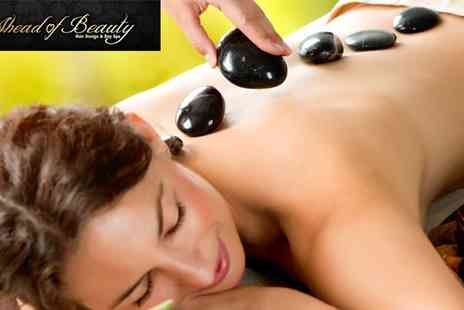 Ahead of Beauty - Two Beauty Treatments Maidstone - Save 40%