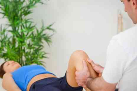 Optimal Spine - Physiotherapy Consultation and Two Treatments - Save 81%