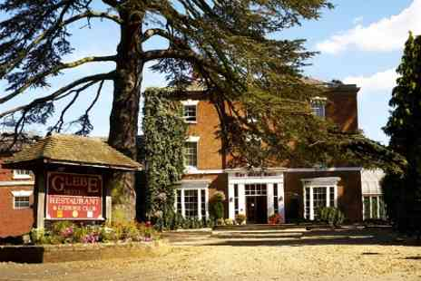 The Glebe Hotel - In Warwickshire One Night Stay For Two With Breakfast, Dinner and Prosecco - Save 41%