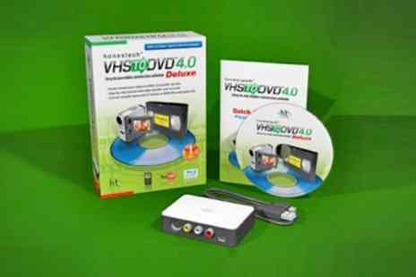 ASK Direct - VHS to DVD Video Converter - Save 44%