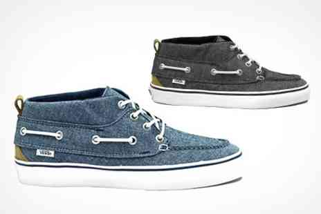 Born on the Streets - Vans Trainers Del Barco or Del Norte - Save 53%