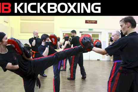 KB Fitness - Four Kickboxing Classes and One Self Defence Class - Save 56%