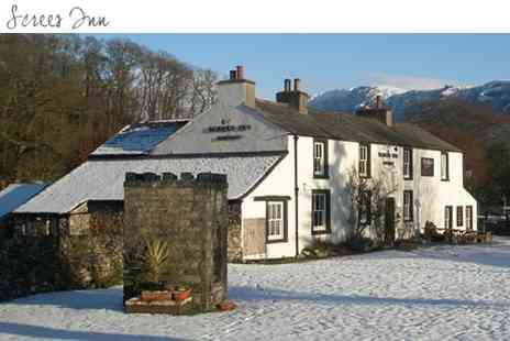 The Screes Inn - Two  Night Hotel Stay in Cumbria with Dinner - Save 47%