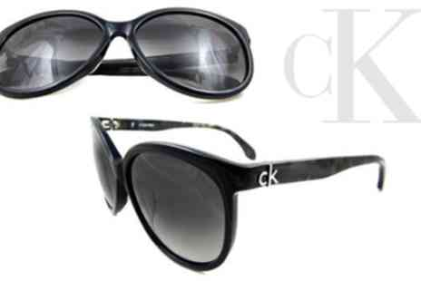 Discounted Sunglasses - Pair of Calvin Klein ladies sunglasses - Save 71%
