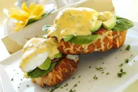 Danes Yard Kitchen - Brunch With Bubbly For Two - Save 56%