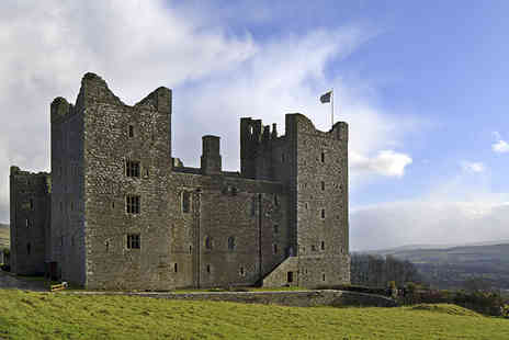 Bolton Castle - Adult ticket for two - Save 60%