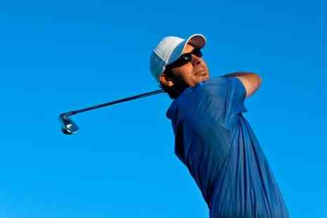 Four Seasons Golf Centre - PGA Professional Golf Tuition One Hour Lesson - Save 25%