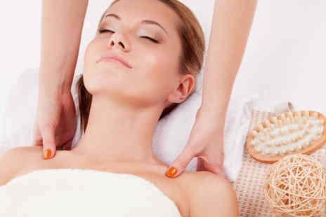 Face Factory - Gold facial and a head neck & shoulder massage - Save 83%