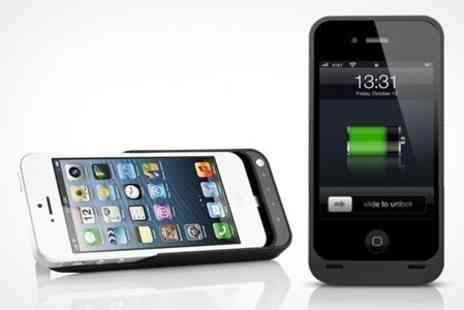Uerotek - Battery Pack Case for iPhone 4/4s - Save 60%