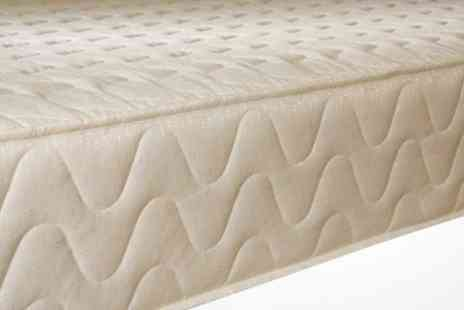 Sleep Softly - Triple Zone Support Mattress - Save 70%