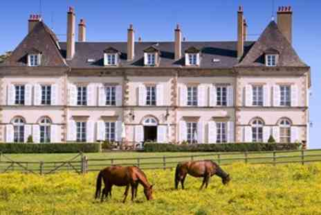 Chateau dYgrande - French Chateau Stay with Fine Dining & Double Upgrade - Save 57%