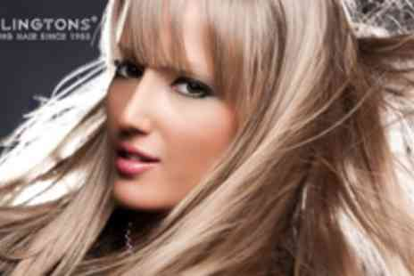 Burlingtons Hair - Conditioning Treatment followed by a Cut & Blow Dry - Save 59%