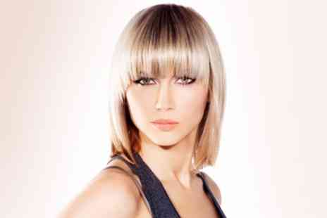 Stylistics beauty - Cut and Blow Dry With Colour - Save 52%