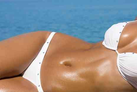 The Fish Bowl - One Full Body Spray Tan - Save 60%