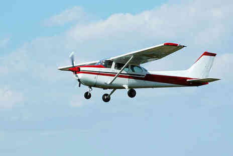 Almat Aviation - Two Hour Trial Flight Experience in Cessna 172 for One - Save 72%