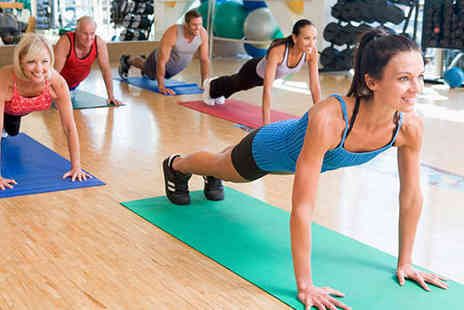 Eden Fit Health Studio - Two Month Gym Membership Pass with Access to Classes - Save 66%