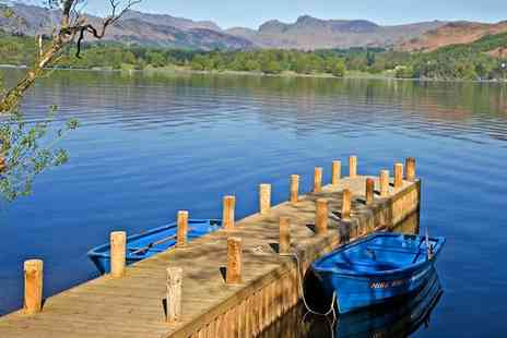 Ambleside Lodge - Two night Cumbrian break for two - Save 63%