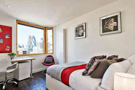 Go Native Aldgate East - One night central London city break for two - Save 47%