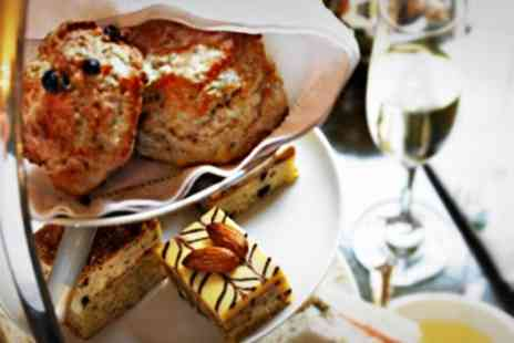 The Dubrovnik Hotel - Champagne Afternoon Tea For Two - Save 60%