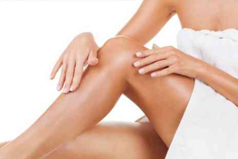 Me time Beauty - Lower Half Leg and Bikini Wax - Save 57%