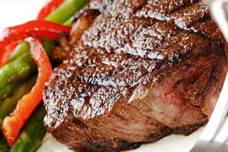 Lakeside Golf Club - Steak Meal For Two - Save 52%
