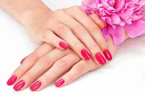 Butterfly Lounge - Luxury Manicure or Pedicure - Save 50%
