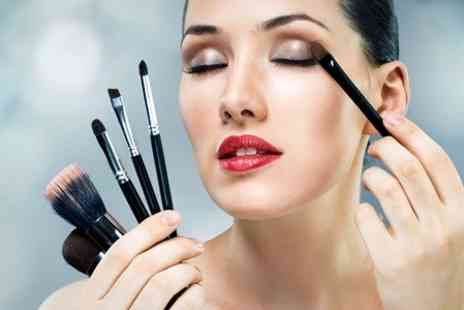 Burlingtons - Two Hour Make Up Class With CID Cosmetics - Save 40%