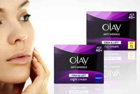 Ebeez.co.uk - Two Olay Moisturising Cream - Save 37%
