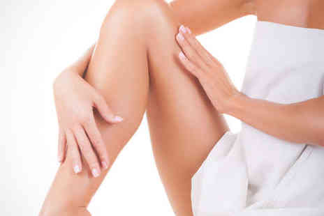 Skin Treatments London - Six Sessions of IPL Hair Removal on a Small - Save 80%
