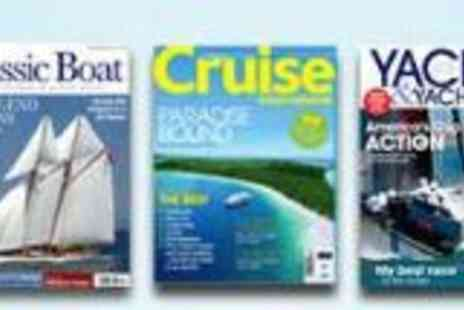 Chelsea Magazine - Year Long Subscription for Cruise International - Save 54%