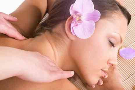 Sarah Nails & Beauty - Mini Facial Plus Indian Head and Back, Neck and Shoulder Massage - Save 62%