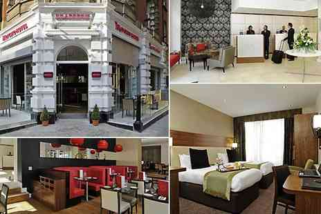Mercure London Bloomsbury Hotel - Four Star 2 Night Stay for 2 with Dinner Breakfast - Save 42%