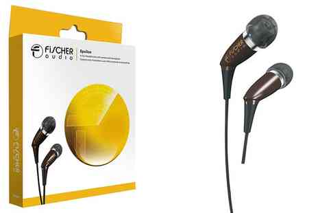 Stock-Sourcing - Fischer Audio Epsilon In Ear Headphones - Save 58%
