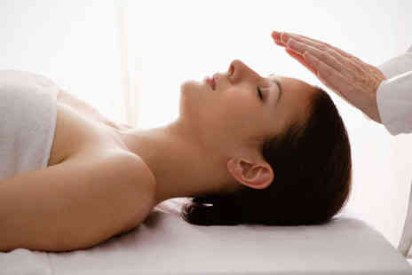 Well Being Centre - Hour Long Reiki Session - Save 50%