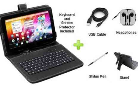 Outstanding Products - 9 inch Android Allwinner Tablet Bundle - Save 65%