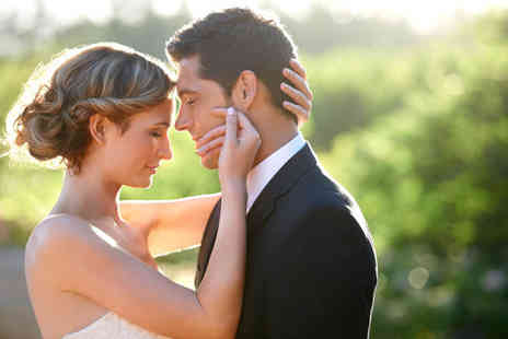 Gloss Images - Full day wedding photography package including a photo and online album with Gloss Images - Save 70%