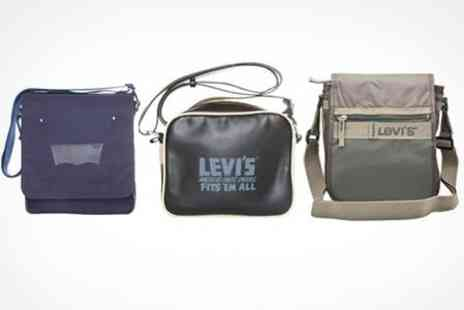 ebeez.co.uk - Levis Messenger Bags - Save 73%